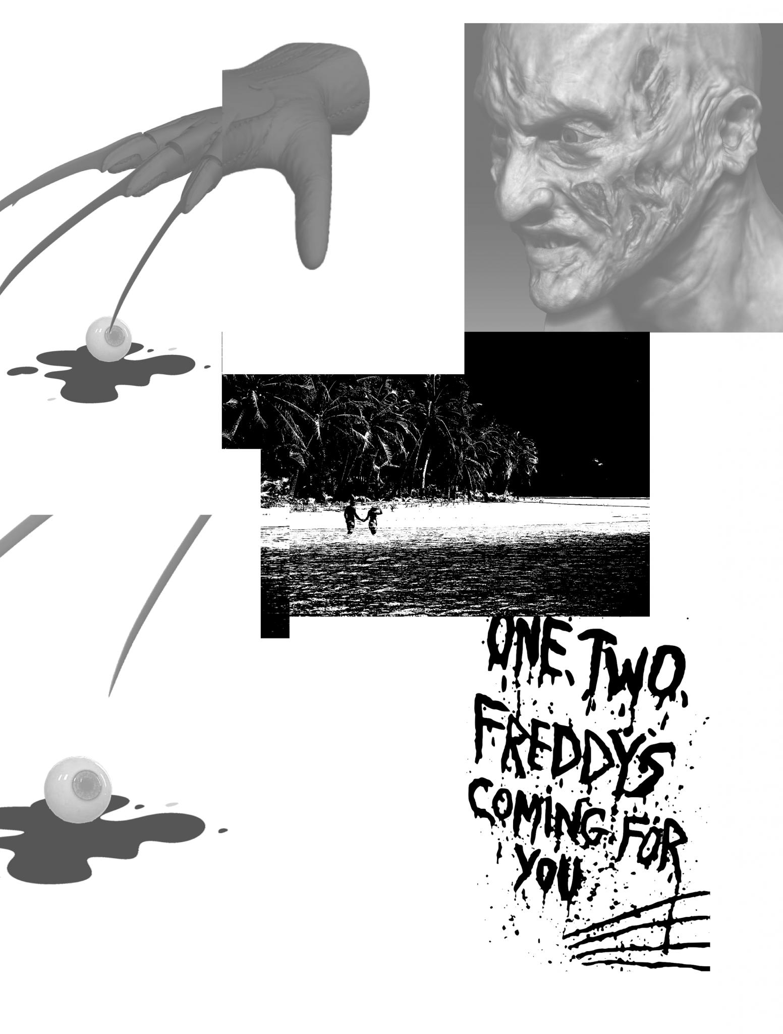 Freddy Island 𝑏𝑦 Chaotic Nightslayer